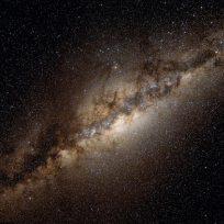 Mlečni Put (prečnik 100 000 s.g.) - Foto Nasa