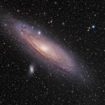Andromeda - Foto Nasa