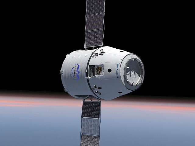 Dragon - Foto: spacex.com