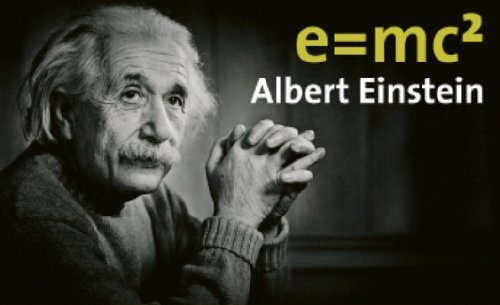 Albert Ajnštajn Einstein-emc2