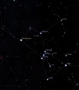 Sazvežđe Orion