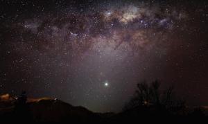 Mlečni put i Venera - Foto: Guillermon Abramson