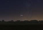 Mars nakon zalaska Sunca