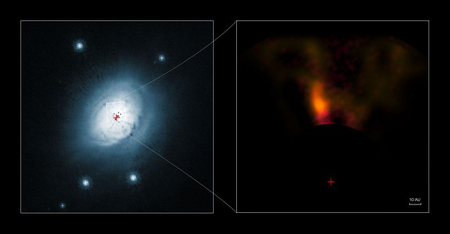foto: ESO/NASA/ESA/Ardila et al.