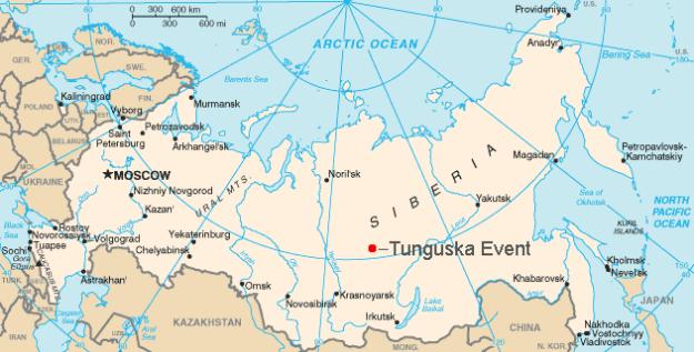 tunguska_event_location