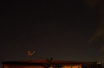 Veliki Letnji trougao čine zvezde Deneb, Vega i Altair u sazvežđima Labud, Lira i Orao