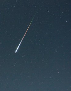 Perseid - foto:   Courtesy of Pierre Martin