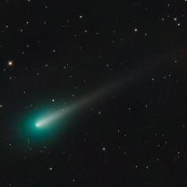kometa ison 8. oktobra 2013 - foto: Comet ISON comes into view Adam Block / Mount Lemmon SkyCenter / University of Arizona