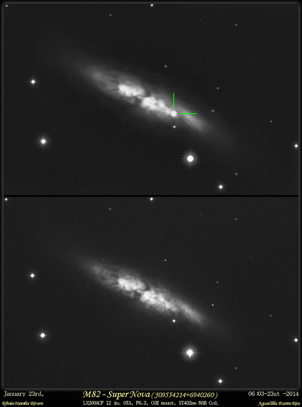 foto: Efrain Morales/Jaicoa Observatory