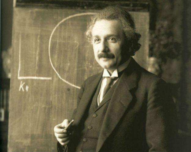 Albert Ajnštajn snimljen 1921. godine (Foto: wikpedia.org, F Schmutzer)