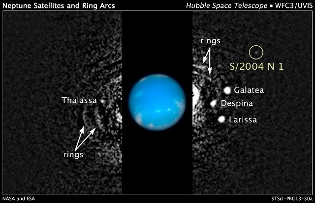 foto: NASA, ESA, and M. Showalter (SETI Institute)