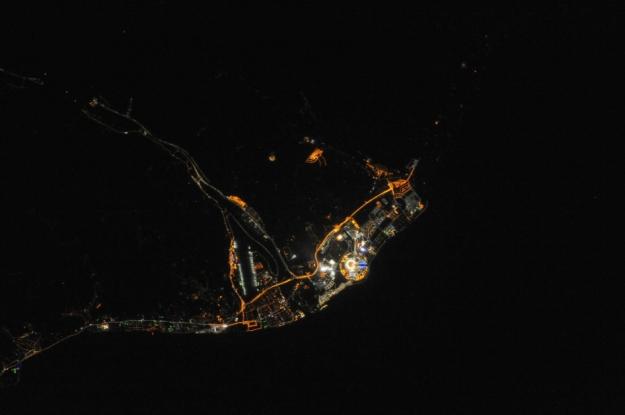 SOČI - foto: NASA