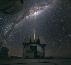Najveća opservatorija organizacije ESO.