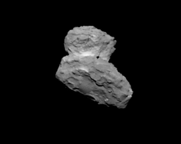Kometa 67/P snimljena 1. avgusta 2014. godine