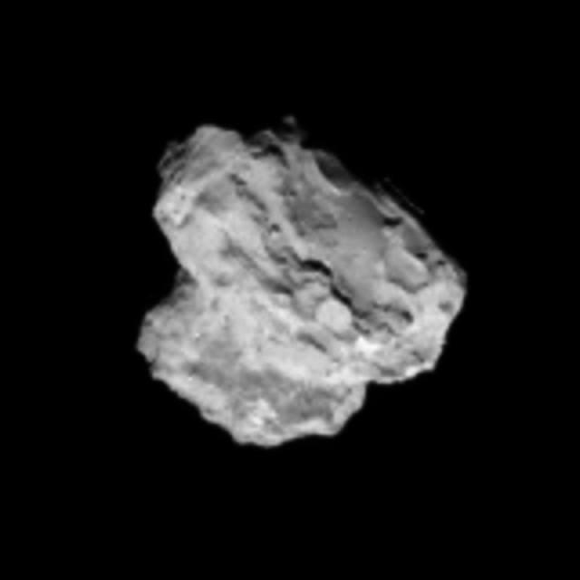 Kometa 67P/Čurjumov–Gerasimenko snimaljena 2. avgusta