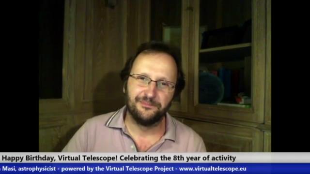 dr Gianluca Masi govori o projektu