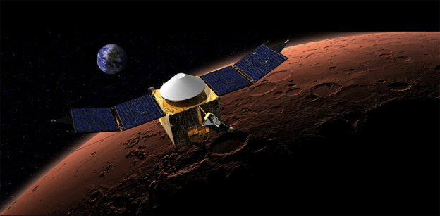 MAVEN - foto: NASA