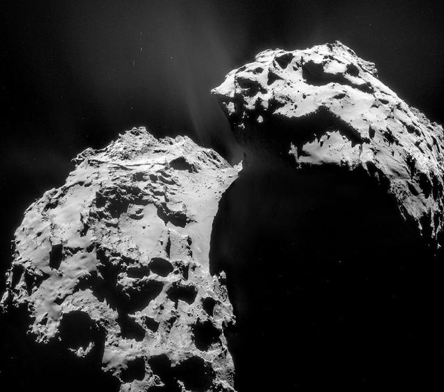 foto: ESA/Rosetta