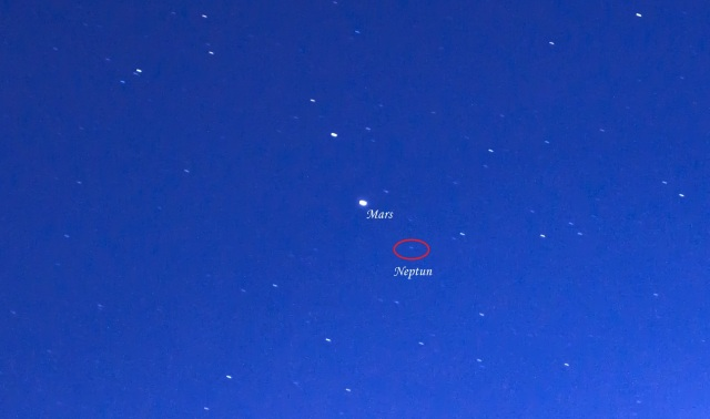 "Neptun ""u blizini"" Marsa (02.01.2017)"