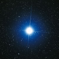 Najsjajnija zvezda na nebu - Sirijus
