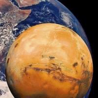 Zemlja i Mars - poređenje