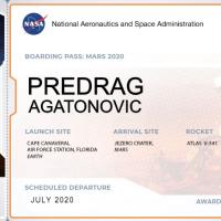 Pošaljimo imena na Mars