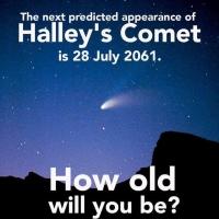 Zemlja na putu ostataka Halejeve komete