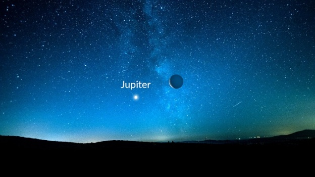 Jupiter - foto: Starwalk.space