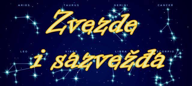 Zodiac constellations set