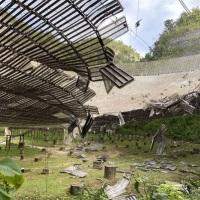 Radio teleskop Arecibo je ponovo oštećen