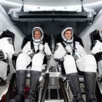 Civili u svemiru - uspešno lansiranje